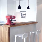 Agencement De Cuisine Dans Un Studio à Paris